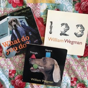 Other - William Wegman & His Amazing Weimaraners